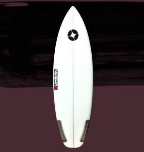 tabla de surf bawa