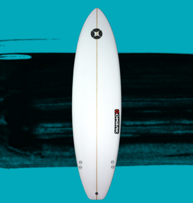 tabla de surf evo