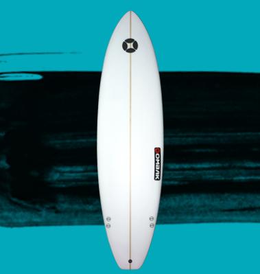 tabla de surf evo