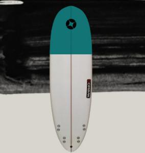tabla de surf scorpion